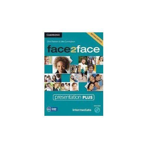 face2face Intermediate Presentation Plus DVD (Płyta DVD) (9781107446298)
