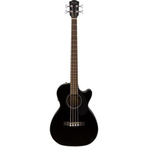 cb-60sce black gitara basowa marki Fender