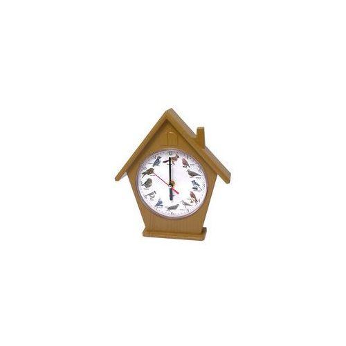 Zegar domek z głosami ptaków #3 marki Atrix