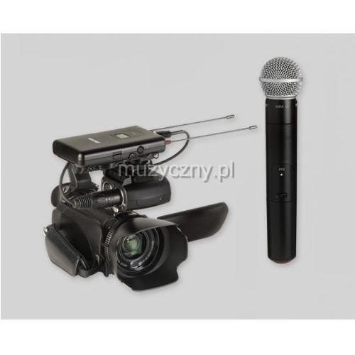 fp25/sm58 fp wireless mikrofon bezprzewodowy do kamer, doręczny sm58 marki Shure