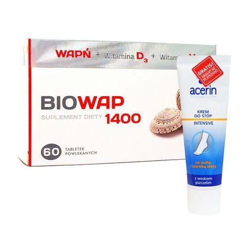Biowap 1400 x 60 tabl., produkt z kategorii- Leki na osteoporozę
