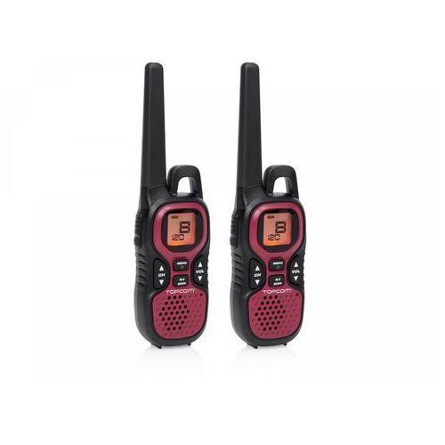 Topcom krótkofalówki rc-6412 walkie talkie (8713016025579)