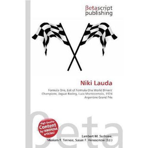 Niki Lauda (9786130910488)