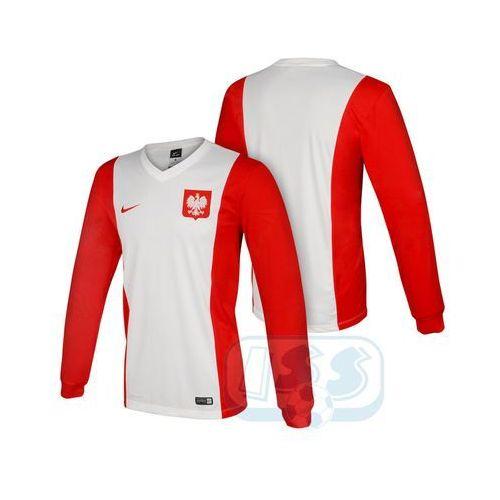 Bpol145s: polska - koszulka marki Nike