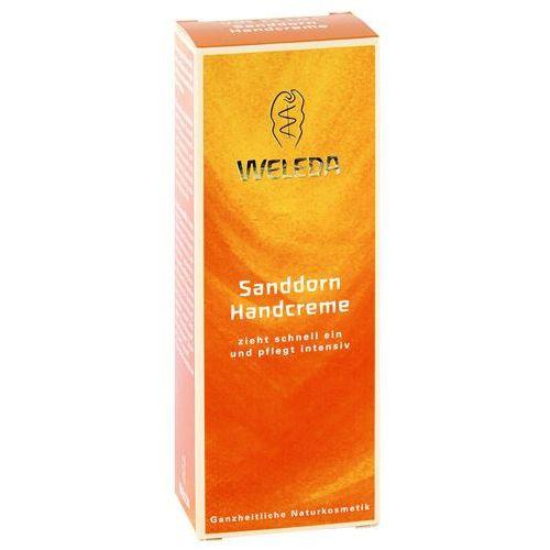 Weleda Krem do rąk z olejkiem rokitnikowym 50 ml - produkt dostępny w Apo-Discounter.pl
