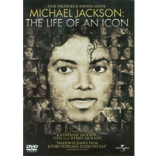 Tim film studio Michael jackson. the life as an icon (dvd) - david gest