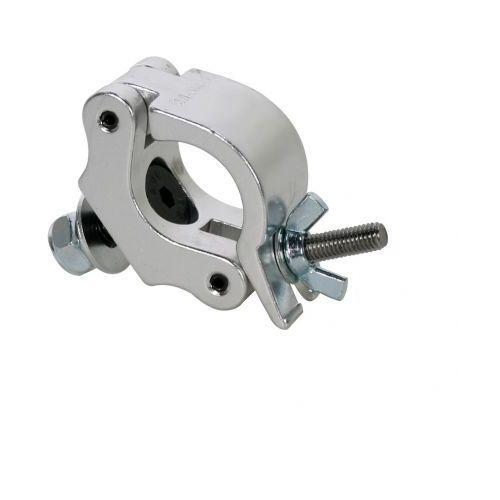 Duratruss jr clamp pro obejma (200kg) - hak aluminiowy - obejma na rurę fi 35mm