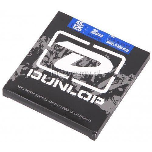 Dunlop DBN 2015 struny do gitary basowej NKL 45-125