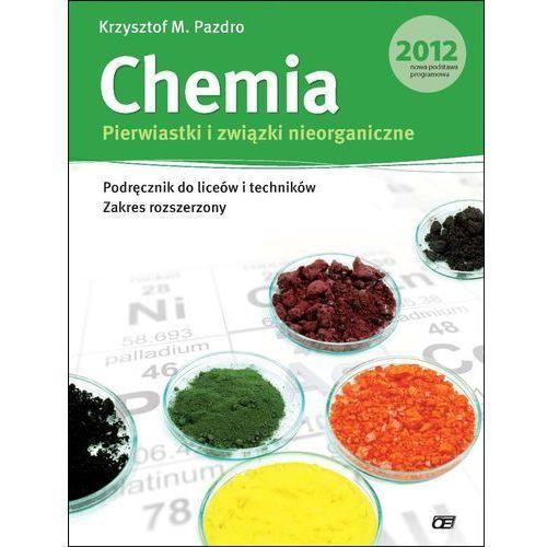 Chemia Pierwiastki i związki nieorganiczne Podręcznik (208 str.)