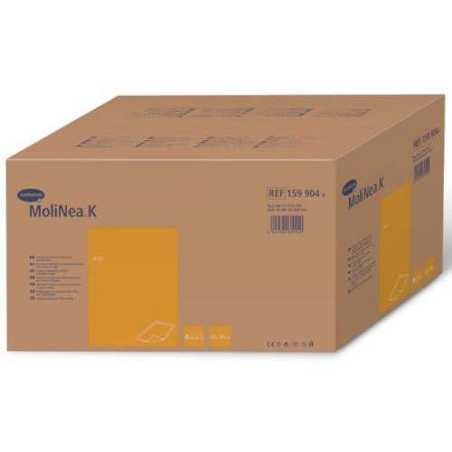 Podkłady chłonne z 4 warstw celulozy molinea k 60x90cm - 200szt. marki Hartmann