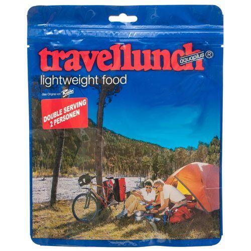 Travellunch beef stroganoff żywność kempingowa 10 torebek x 250 g srebrny żywność liofilizowana