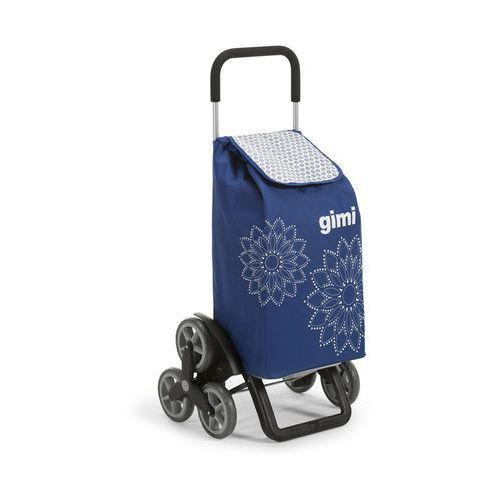 Altom Wózek na zakupy 30kg/56l. tris niebieski 6 kółek