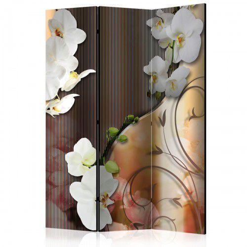 Parawan 3-częściowy - Orchidea [Room Dividers]