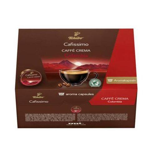 96x7g caffe crema colombia kawa mielona w kapsułkach marki Tchibo