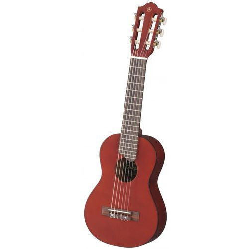 Yamaha gl 1 pb ukulele, 6 strun (z pokrowcem) brąz