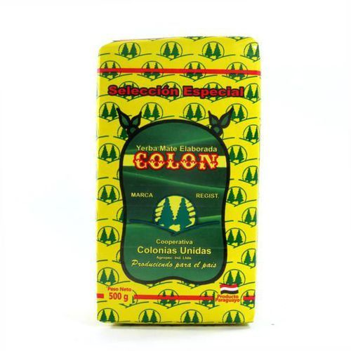YERBA MATE 500g COLON Especial (7840037000580)
