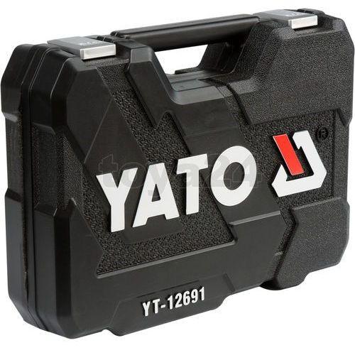 """Yato YT-12691 1/4"""", 3/8"""", 1/2"""" 82 szt., YT-12691"""