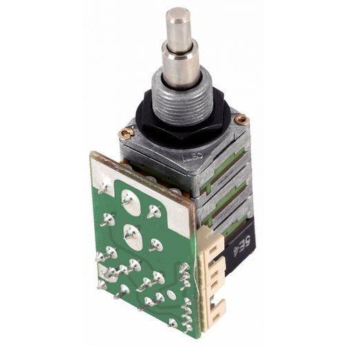 Mec vol-bal pp potencjometr gitarowy f act pus conector pitch 2,0mm warwick bass