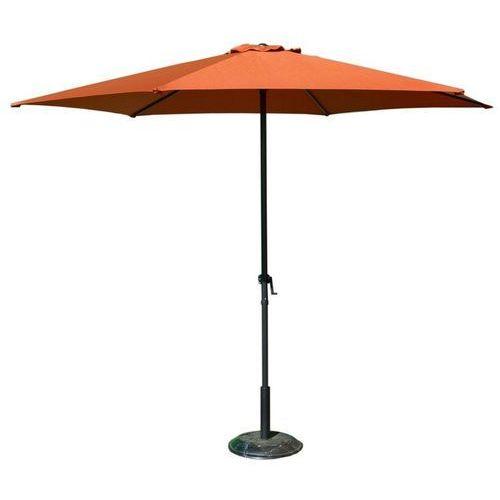 parasol przeciwsłoneczny 8120 (270cm) terracotta marki Rojaplast