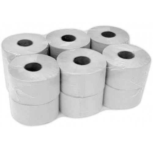 Papier toaletowy jumbo standard szary x12szt. marki Eu