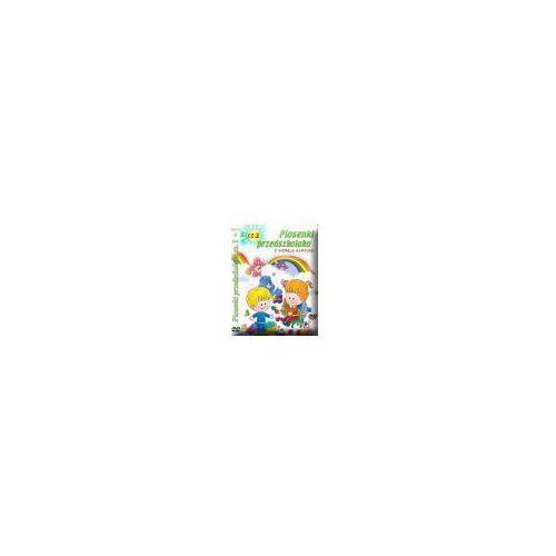 Różni wykonawcy Piosenki przedszkolaka z wersją karaoke cz.2 dvd