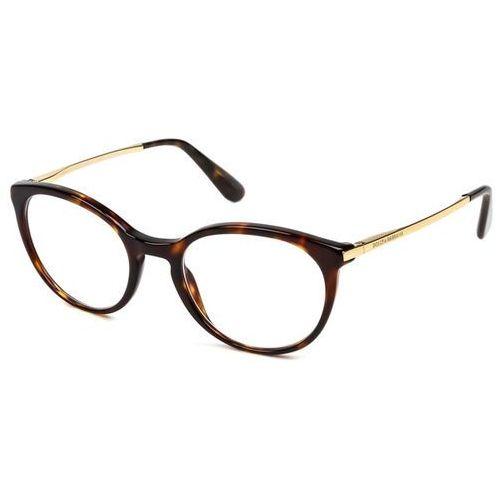 Dolce & gabbana Okulary korekcyjne dg3242 502