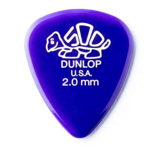 4100 delrin kostka gitarowa 2.00mm marki Dunlop