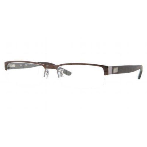 Ray-ban Okulary korekcyjne rx6182 highstreet 2713
