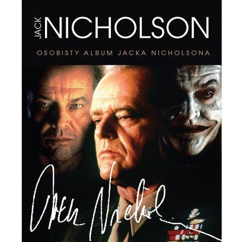 Nicholson Osobisty album Jacka Nicholsona, oprawa miękka