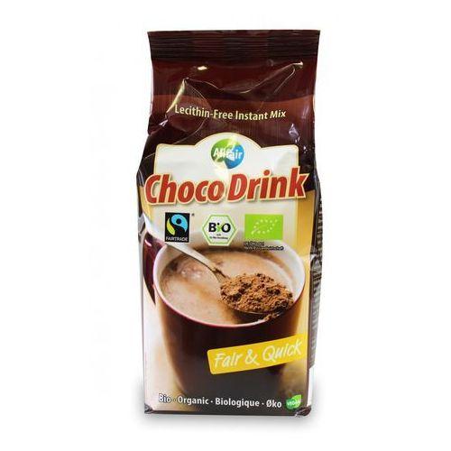 Allfair (mleko kokosowe, kakao) Napój kakaowy w proszku instant fair trade bio 400 g - allfair