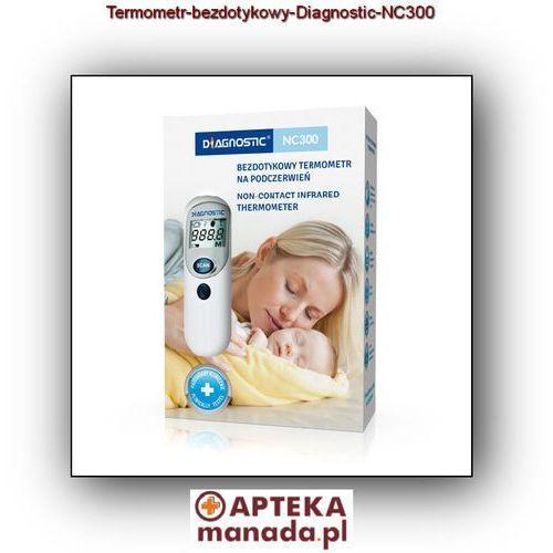 Diagnosis s.a. Termometr diagnostic nc300 - - 1 szt. (5907581253564)