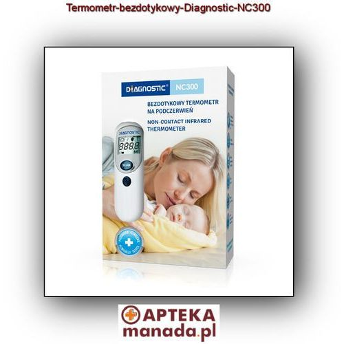 Termometr diagnostic nc300 - - 1 szt. marki Diagnosis s.a.