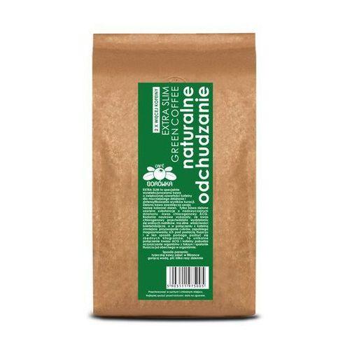 Zielona kawa ziarnista extra slim 1 kg detox marki Blueberry roasters