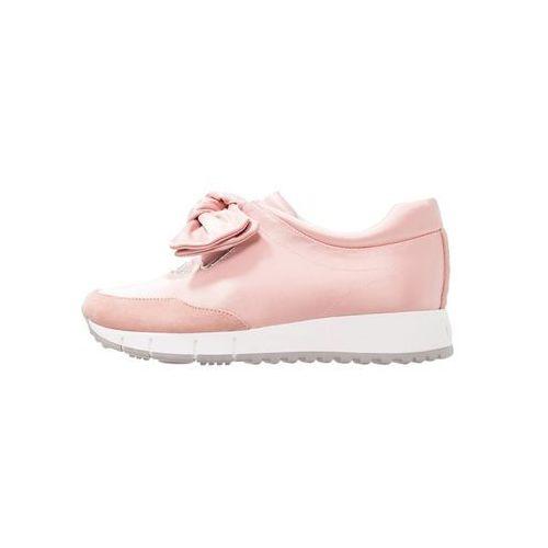 Liu Jo Jeans RUNNING FIOCCO MIRANDO Półbuty wsuwane pink (8059599039191)