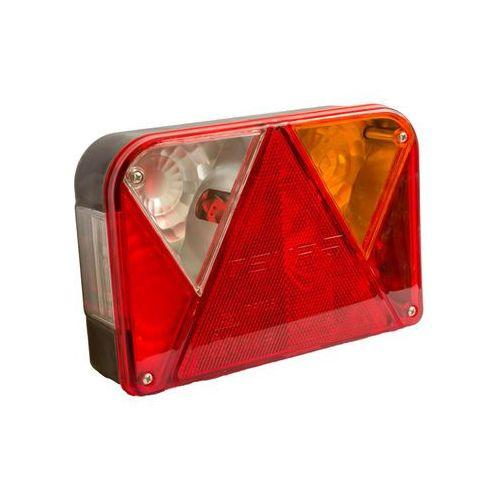 Lampa tylna zespolona do przyczep unitrailer dpt 35 prawa marki Dobplast