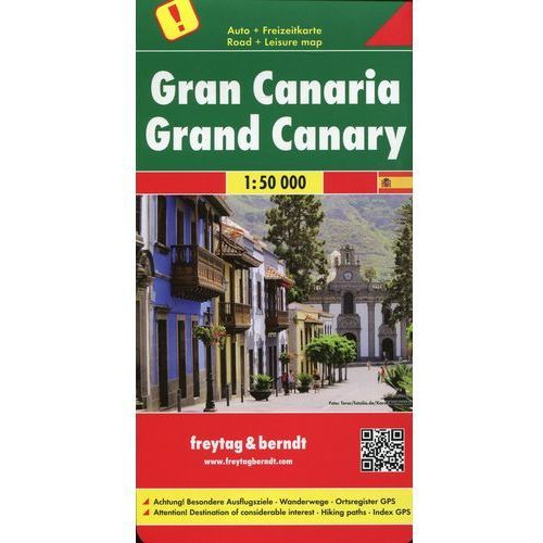 Gran Canaria, 1:50 000 (2015)