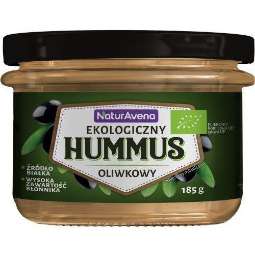 Hummus z oliwkami BIO 185g - Naturavena (5902425050286)
