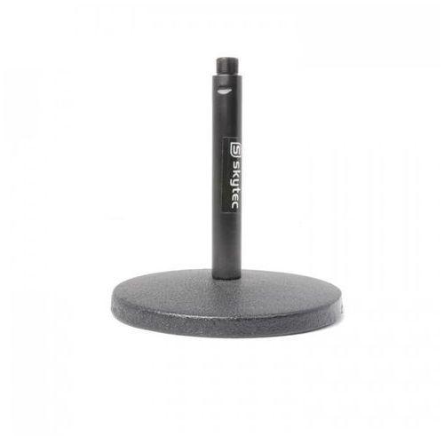 Skytronic Mikrofonowy statyw stołowy 15cm czarny