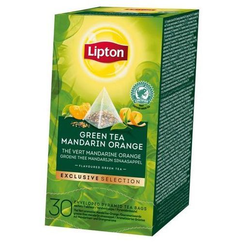 Herbata eksp. pir.ex - green mand.oran op25 marki Lipton