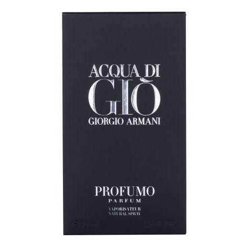 acqua di gio pour homme profumo 75ml - blisko 700 punktów odbioru w całej polsce! szybka dostawa! atrakcyjne raty! dostawa w 2h - warszawa poznań marki Giorgio armani