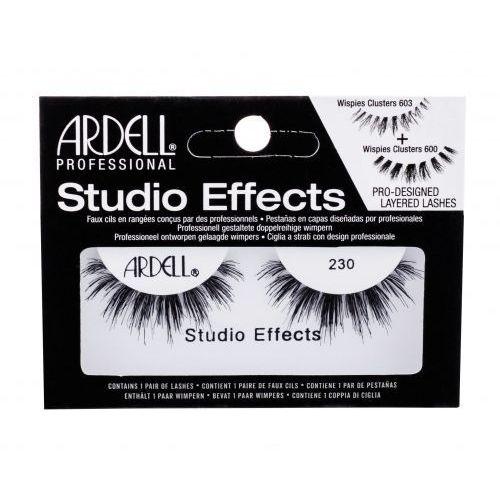 Ardell Studio Effects 230 Wispies sztuczne rzęsy 1 szt dla kobiet Black