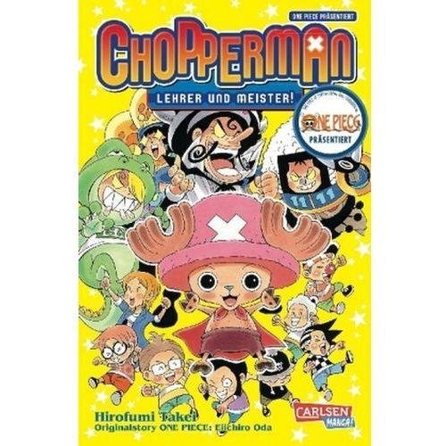 Chopperman - Lehrer und Meister! (9783551798510)