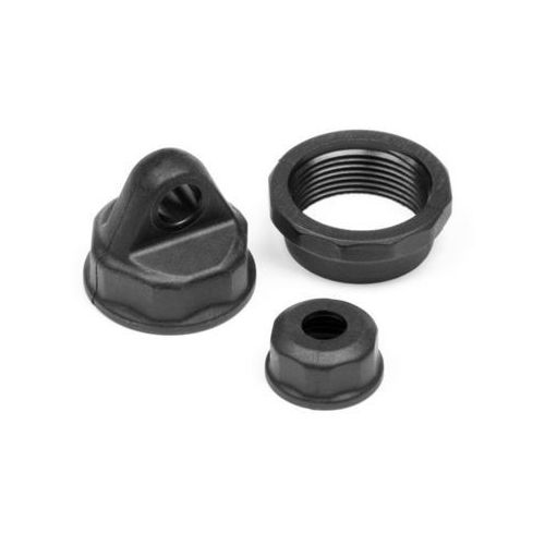 Shock cap set & adjustment ring (pr) marki Mv