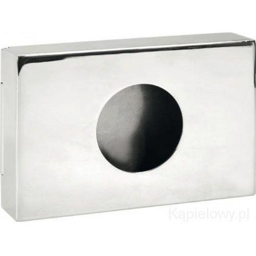 Bemeta Pojemnik na torebki higieniczne hygbag, połysk 101403031