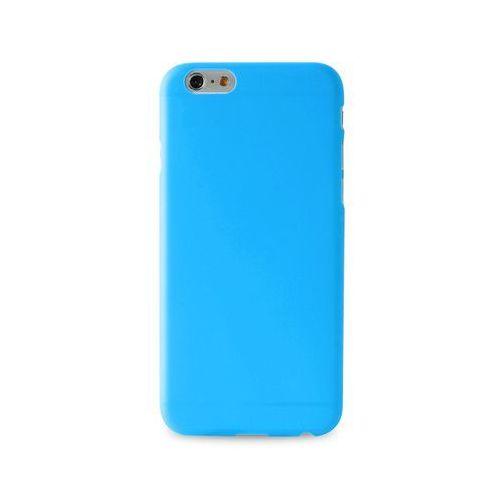 PURO Ultra Slim 0.3 Cover - Zestaw etui + folia na ekran iPhone 6 5.5 (niebieski) Odbiór osobisty w ponad 40 miastach lub kurier 24h (8033830113666)