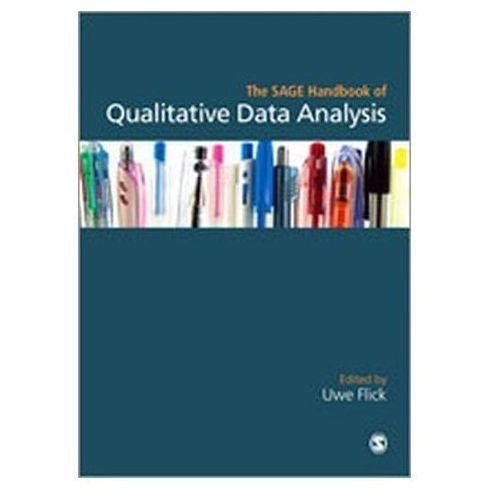 The Sage Handbook Of Qualitative Data Analysis (9781446208984)