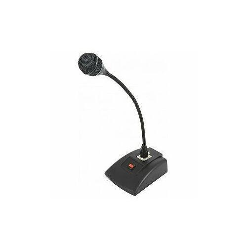 com40 dynamic paging microphone and base, mikrofon dynamiczny na gęsiej szyi marki Adastra