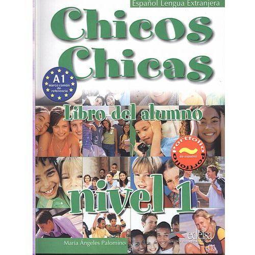 CHICOS CHICAS 1 GIMNAZJUM PODRĘCZNIK (64 str.)
