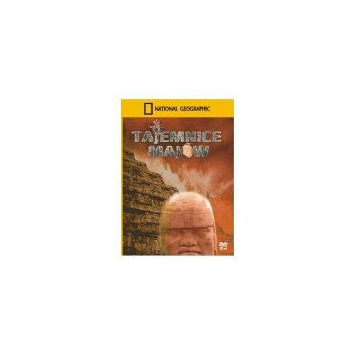 Tajemnice Majów. National Geographic (3 x DVD)