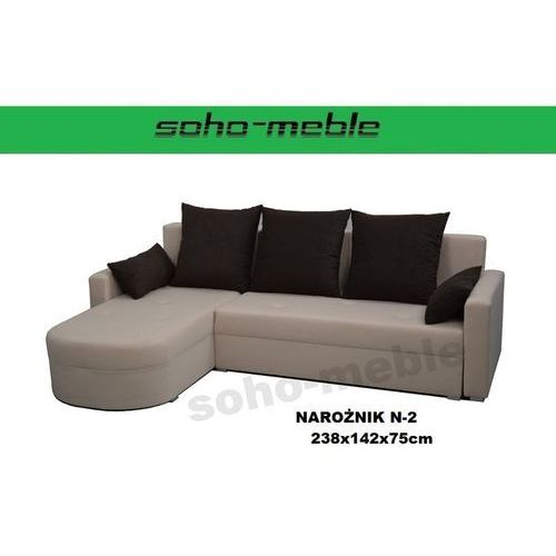 NAROŻNIK N-2 238x142x75cm NOWOŚĆ!!! - oferta [051ede44a3ff3518]